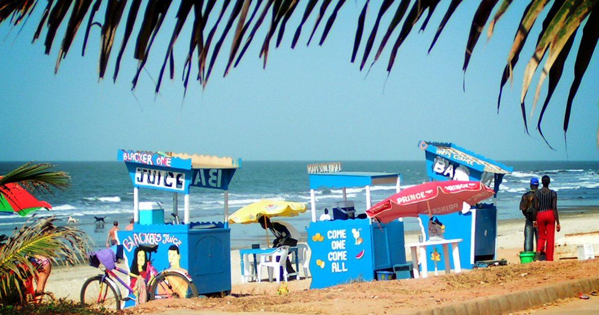Gambia Reisen