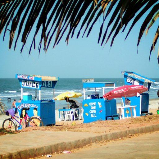 Gambia-Saftverkaeufer-am-Strand